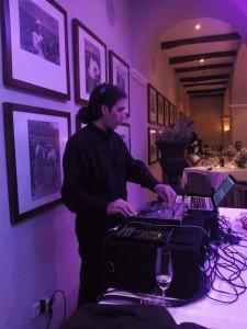 DJ Hugo Rangel
